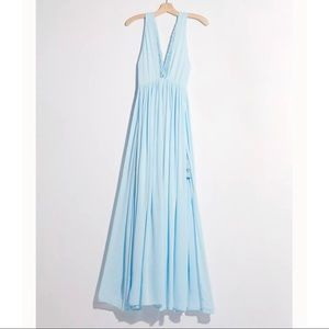 Free People Strong Statement Maxi Dress